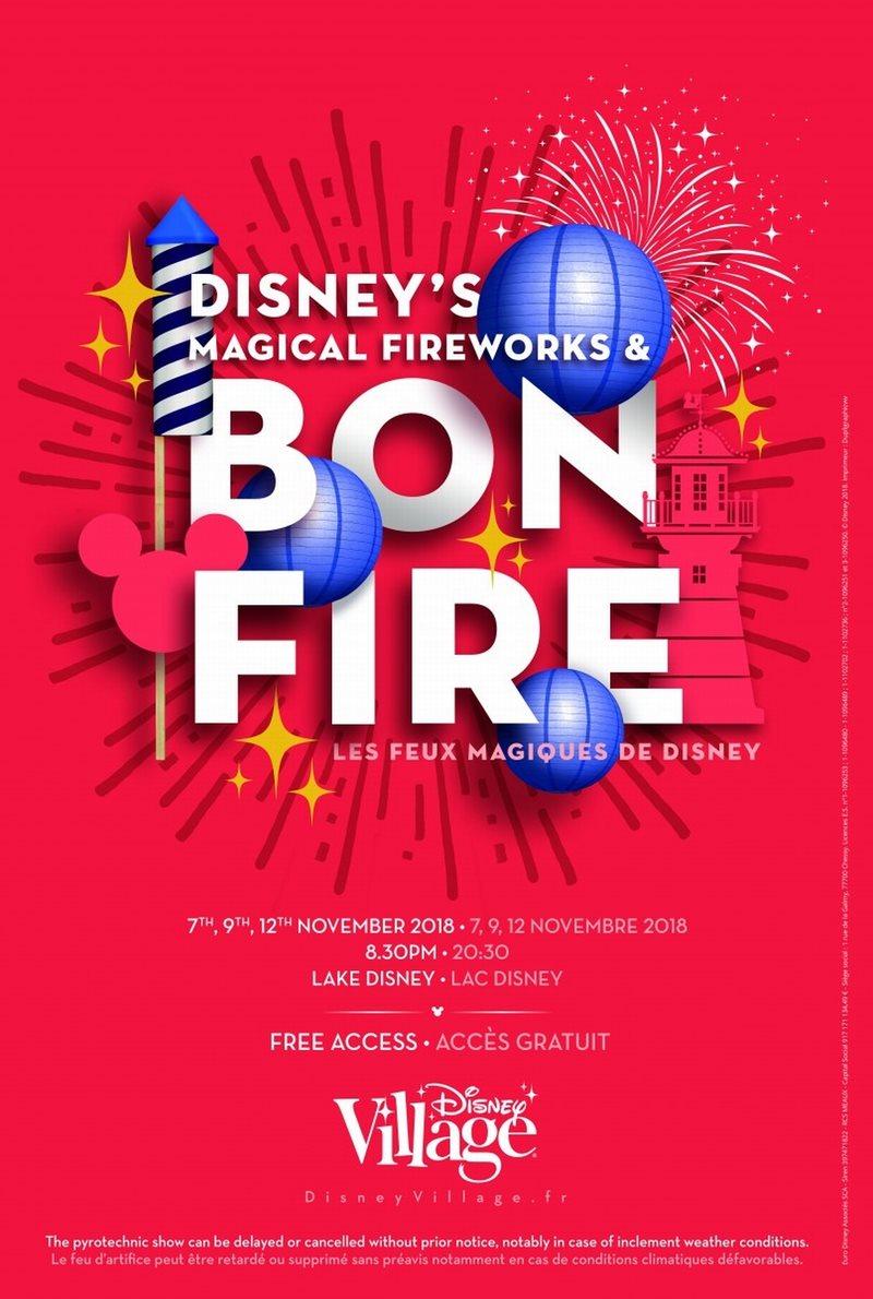 Les Feux Magiques de Disney - Mickey's Magical Fireworks Detail12