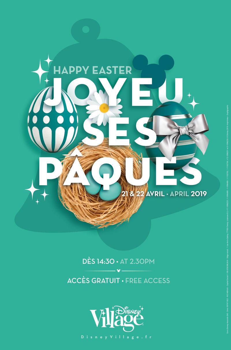 2019 - Joyeuses Paques Detail17