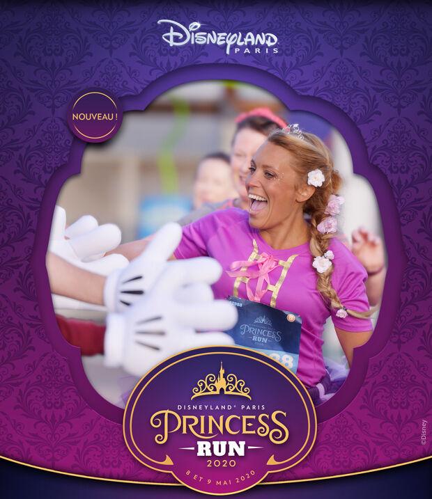 2020 - Disneyland Paris Princess Run  Detail19