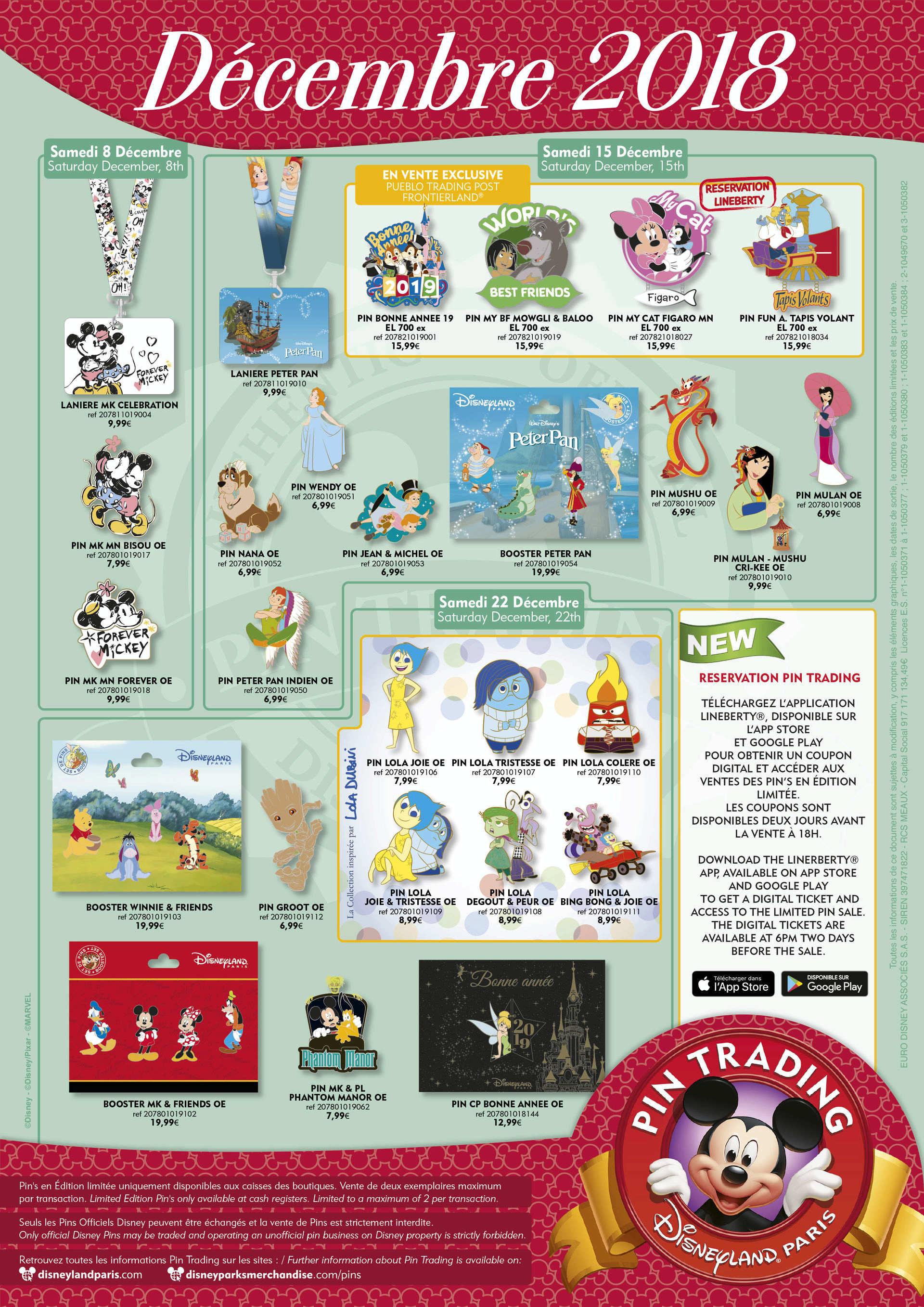 Pins Disney - Pagina 4 Dicemb10