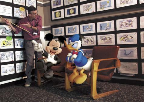 2018 - Mickey et son orchestre Philharmagique  Disney11