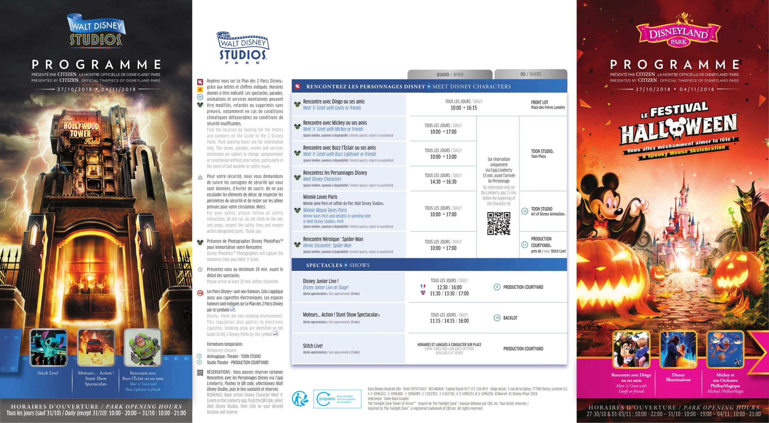 Il programma settimanale del parco - Pagina 2 Disney25