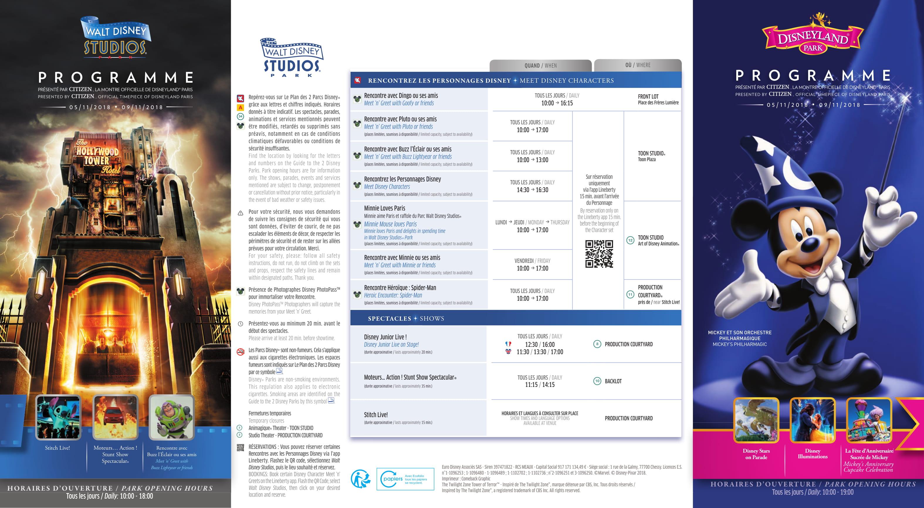 Il programma settimanale del parco - Pagina 2 Disney27