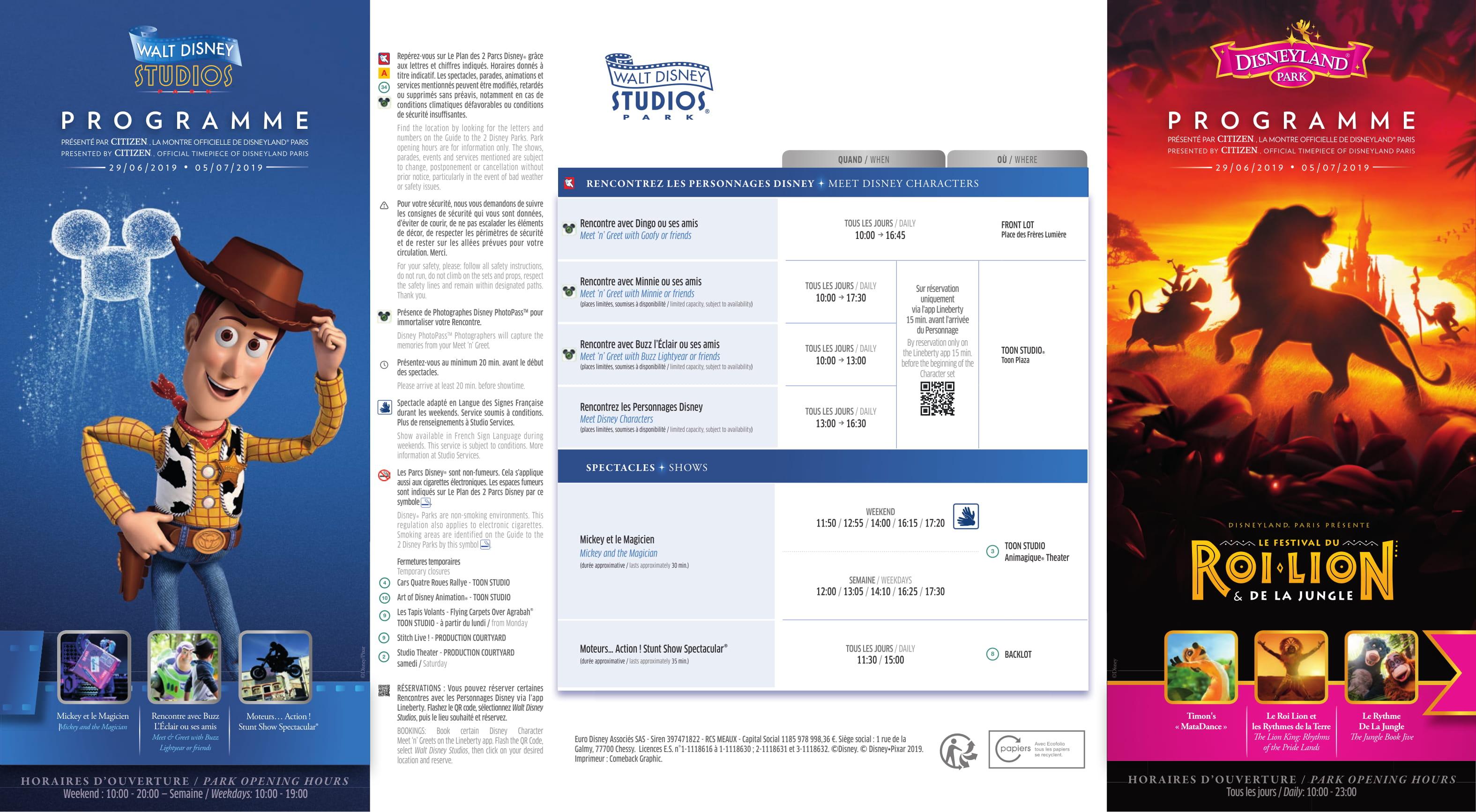 2019 - Festival del re Leone e della Jungla - Pagina 5 Disney32