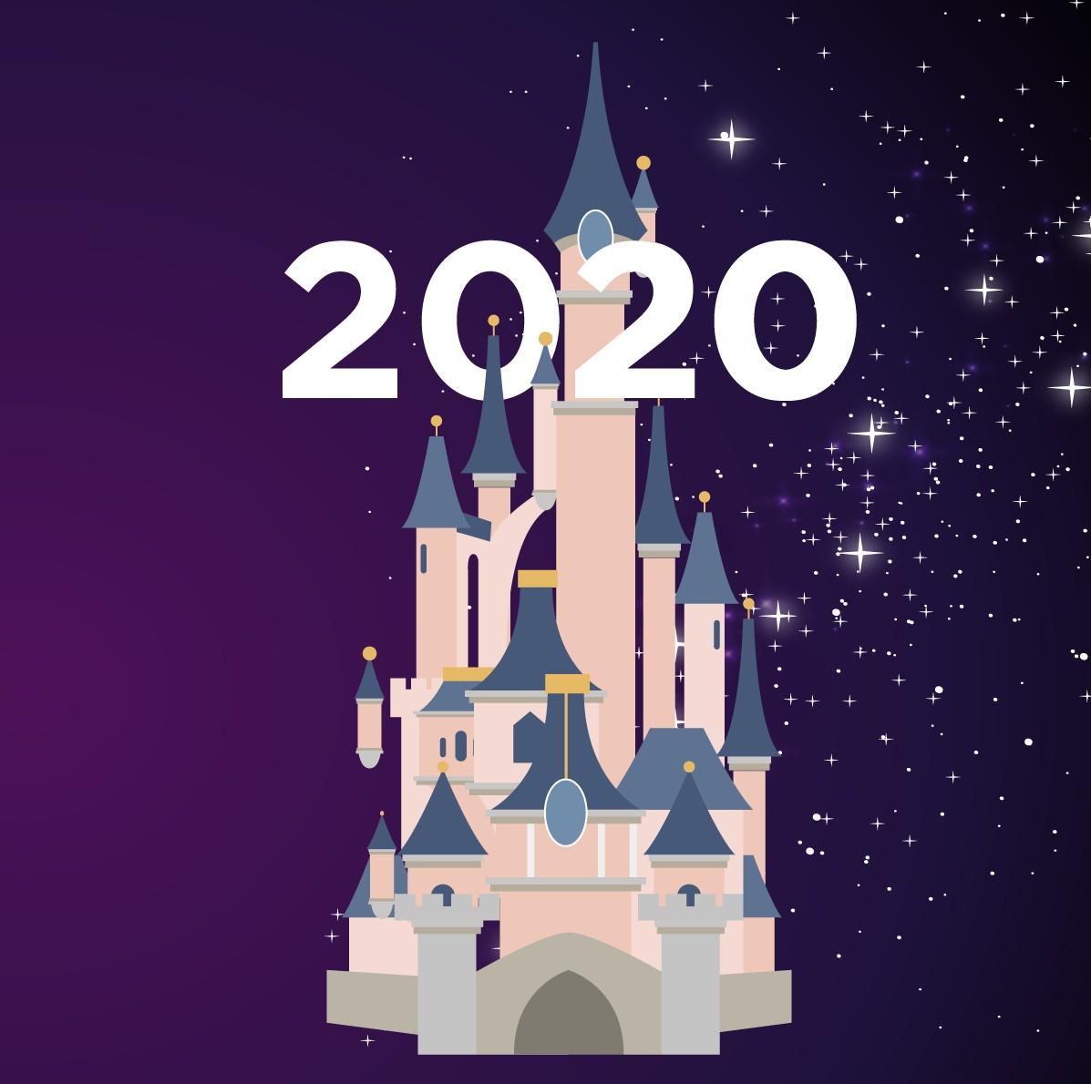 Disneyland Paris 2020  Disney35