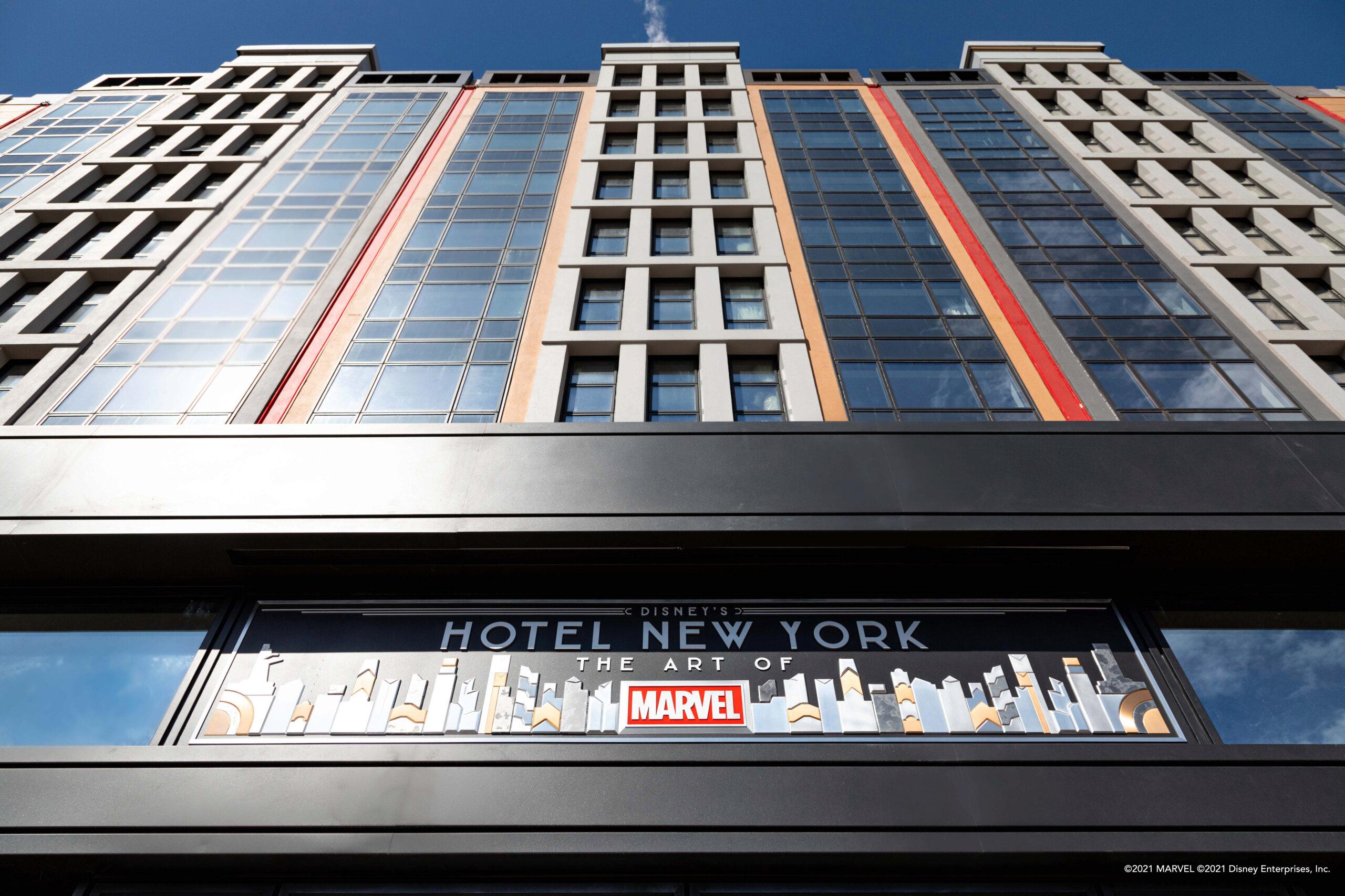 Disney's Hotel New York - The Art of Marvel - Pagina 2 Disney48