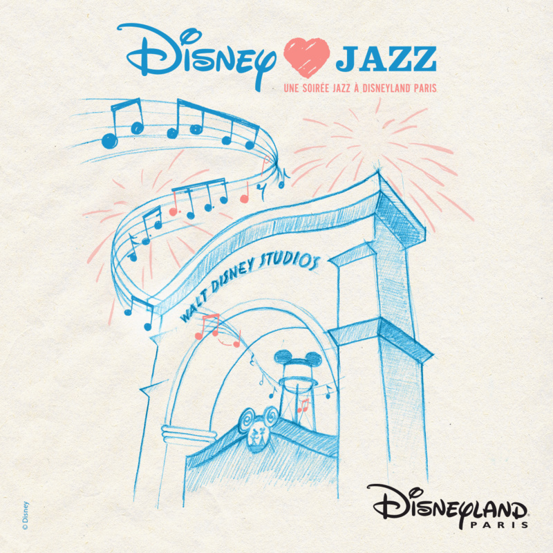 2018 - Disney Loves Jazz Dlj1810