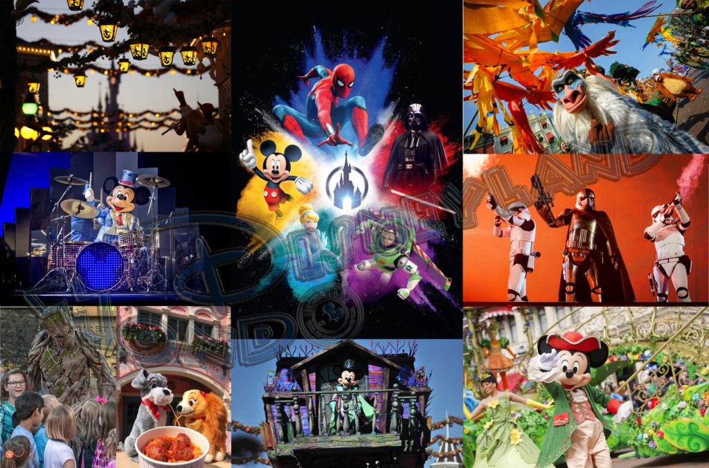 Disneyland Paris presenta le novità - eventi Dlp20110