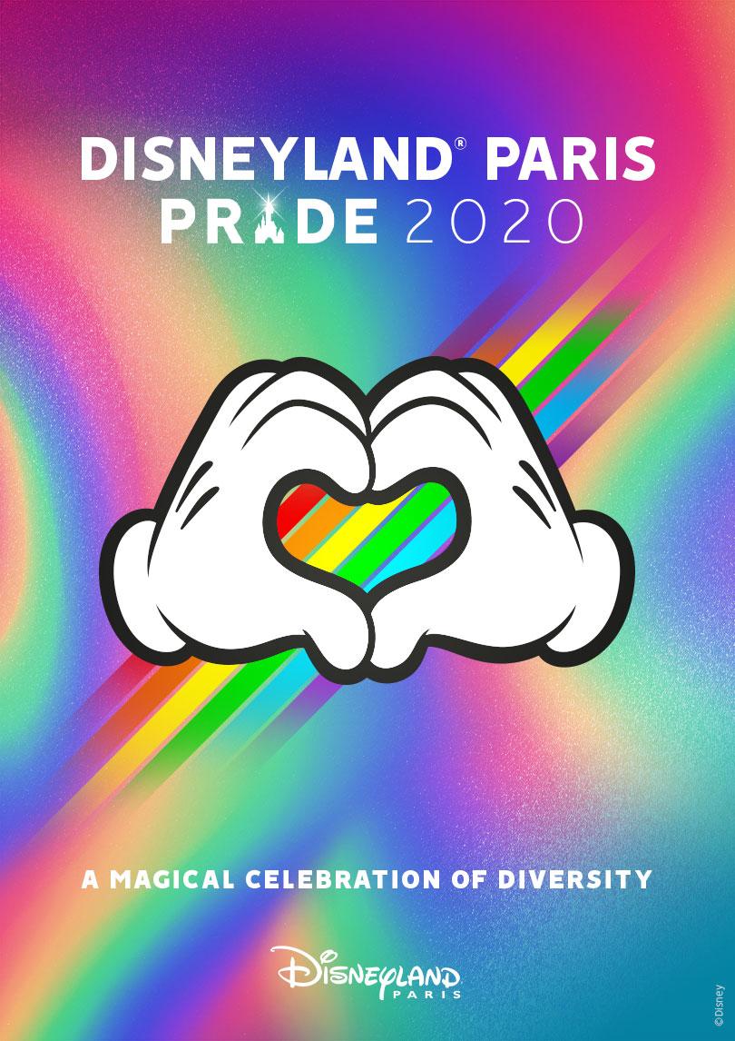 2020 - Disneyland Paris Pride 2020 Dlp20p10