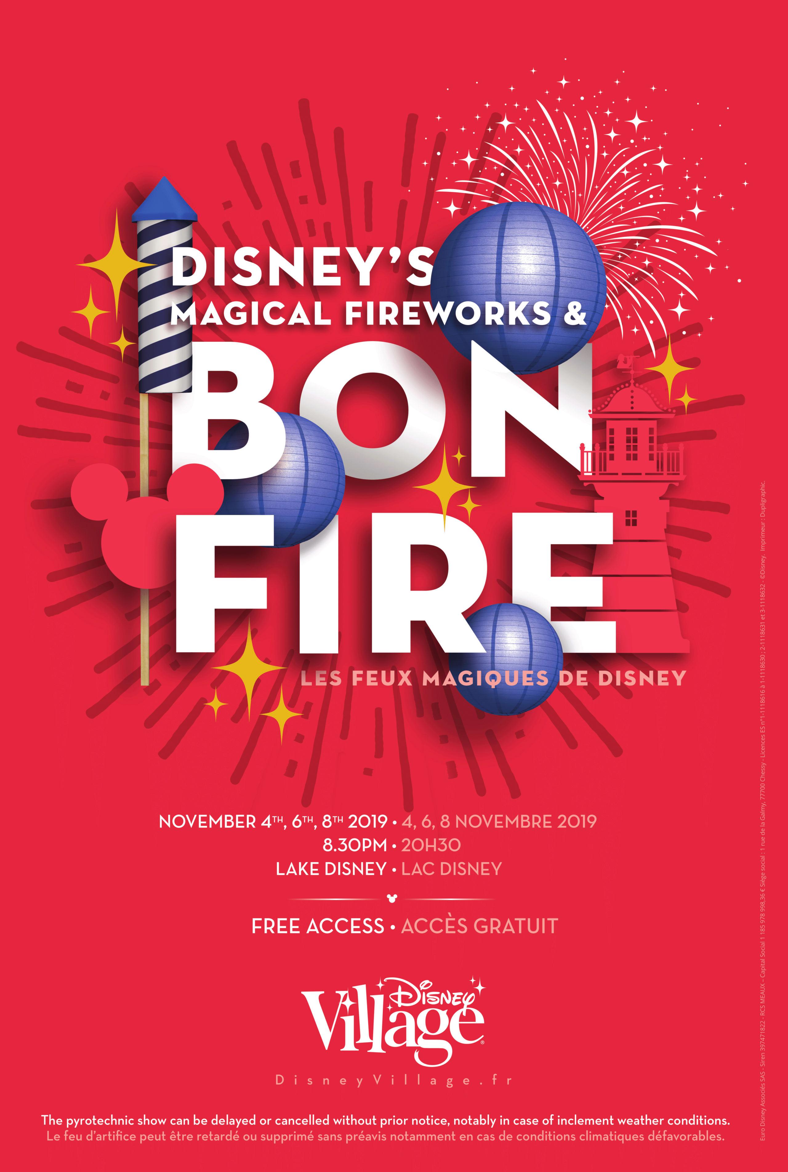 Les Feux Magiques de Disney - Mickey's Magical Fireworks Dv-bon10