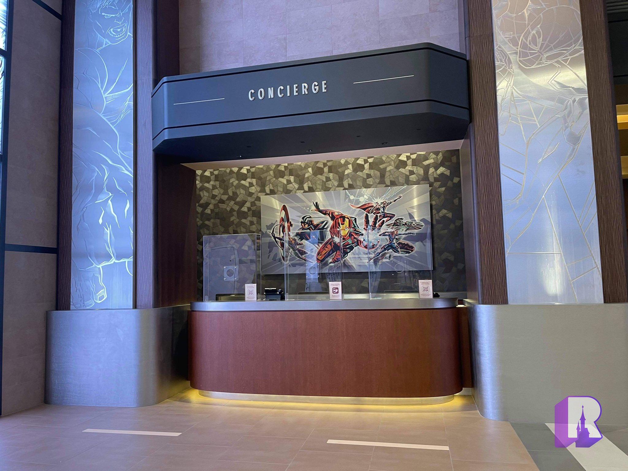 Disney's Hotel New York - The Art of Marvel - Pagina 3 E29wcn10