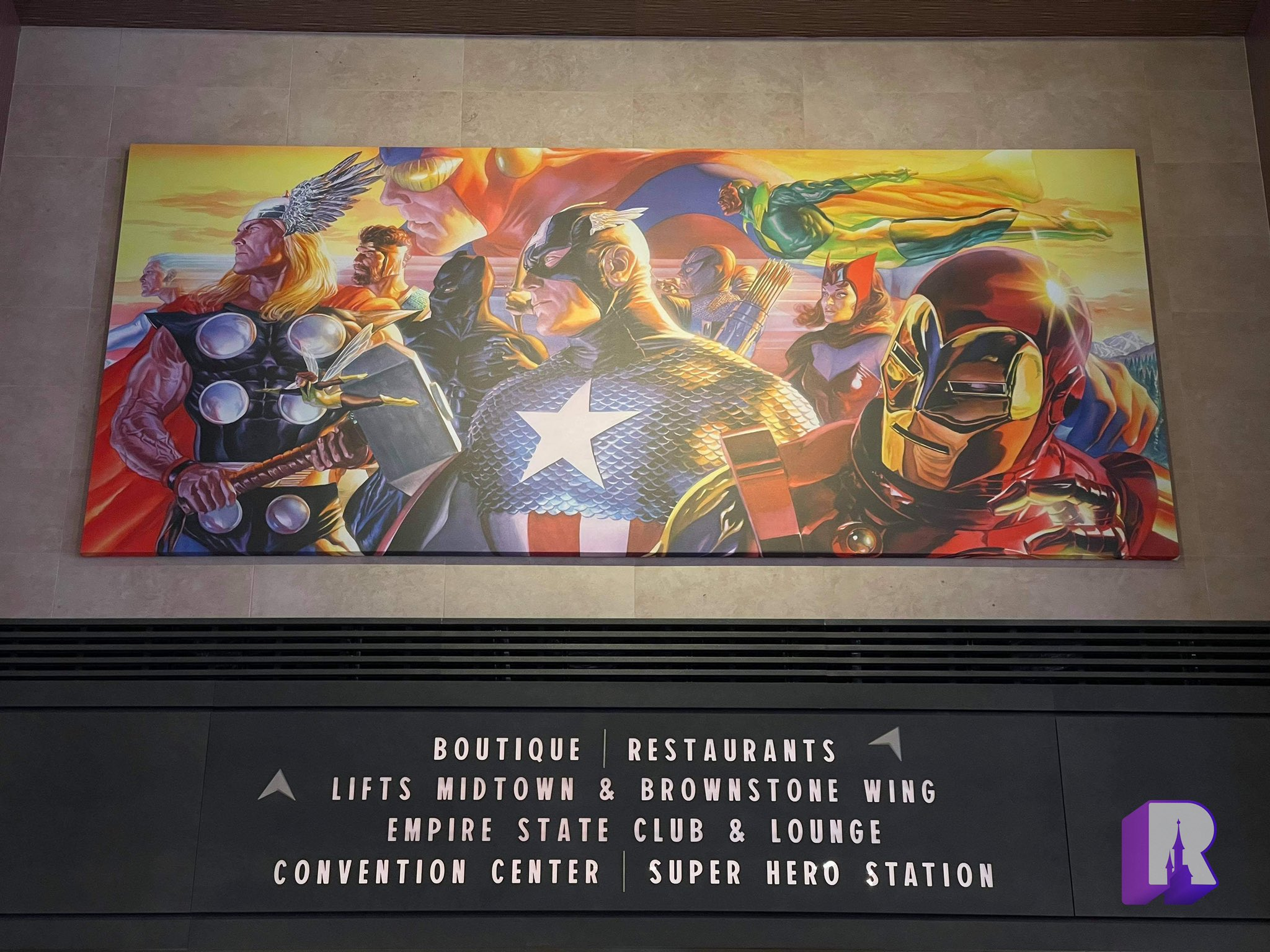 Disney's Hotel New York - The Art of Marvel - Pagina 3 E29wcn12