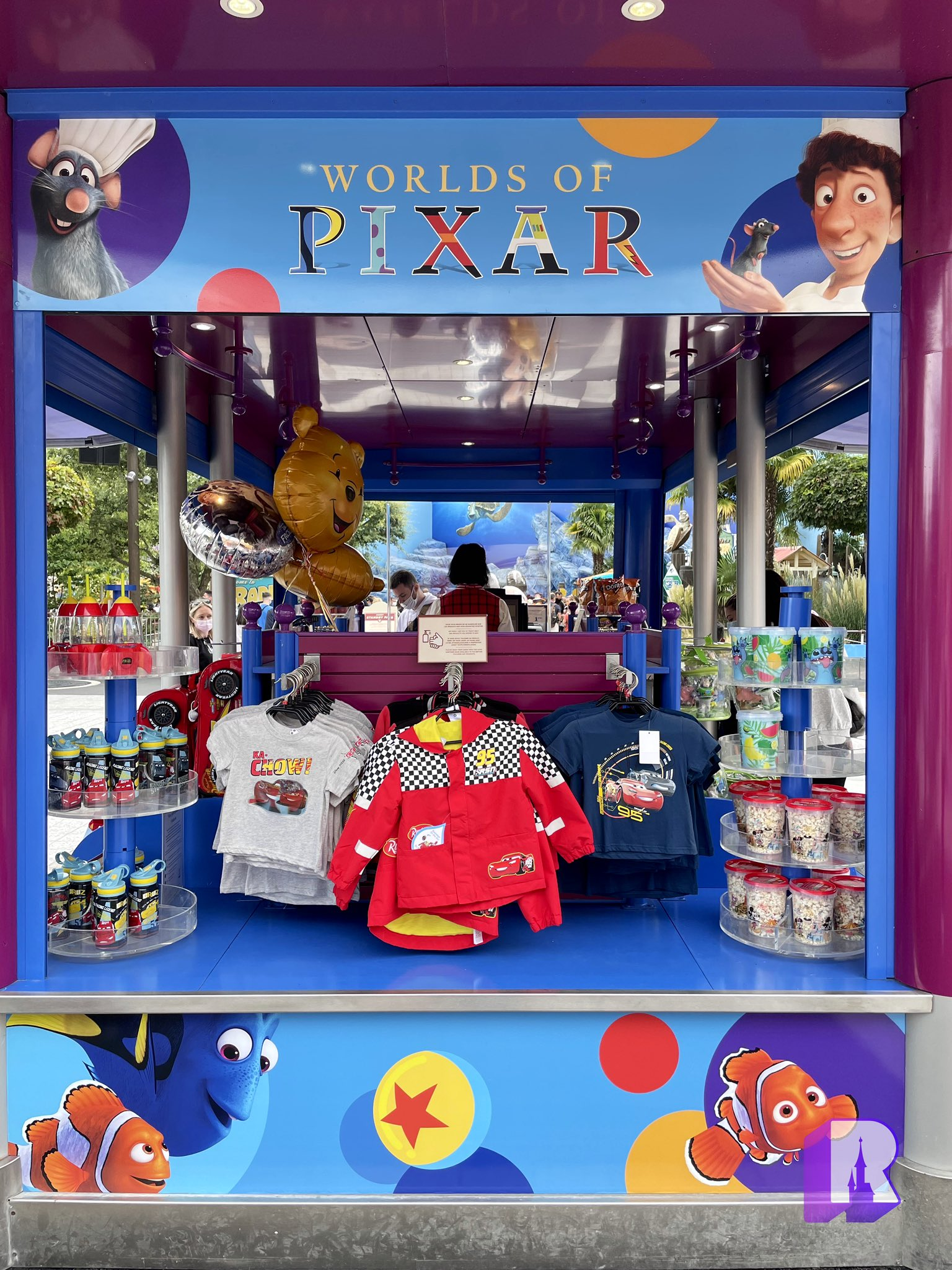 2021 - World of Pixar E9zkgs10