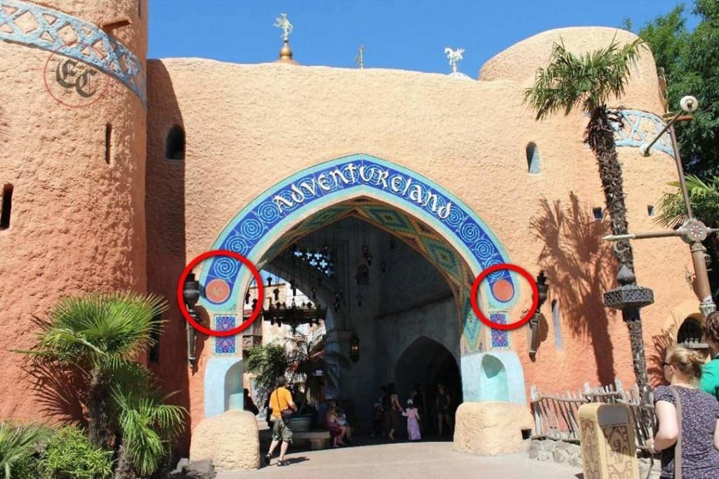 Curiosità e piccoli segreti al Disneyland park - Pagina 3 Fb_img27
