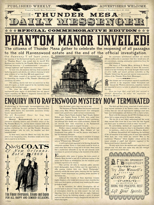 2019 - Phantom Manor rehab  - riapertura ufficiale: 3 maggio 2019 - Pagina 20 France10