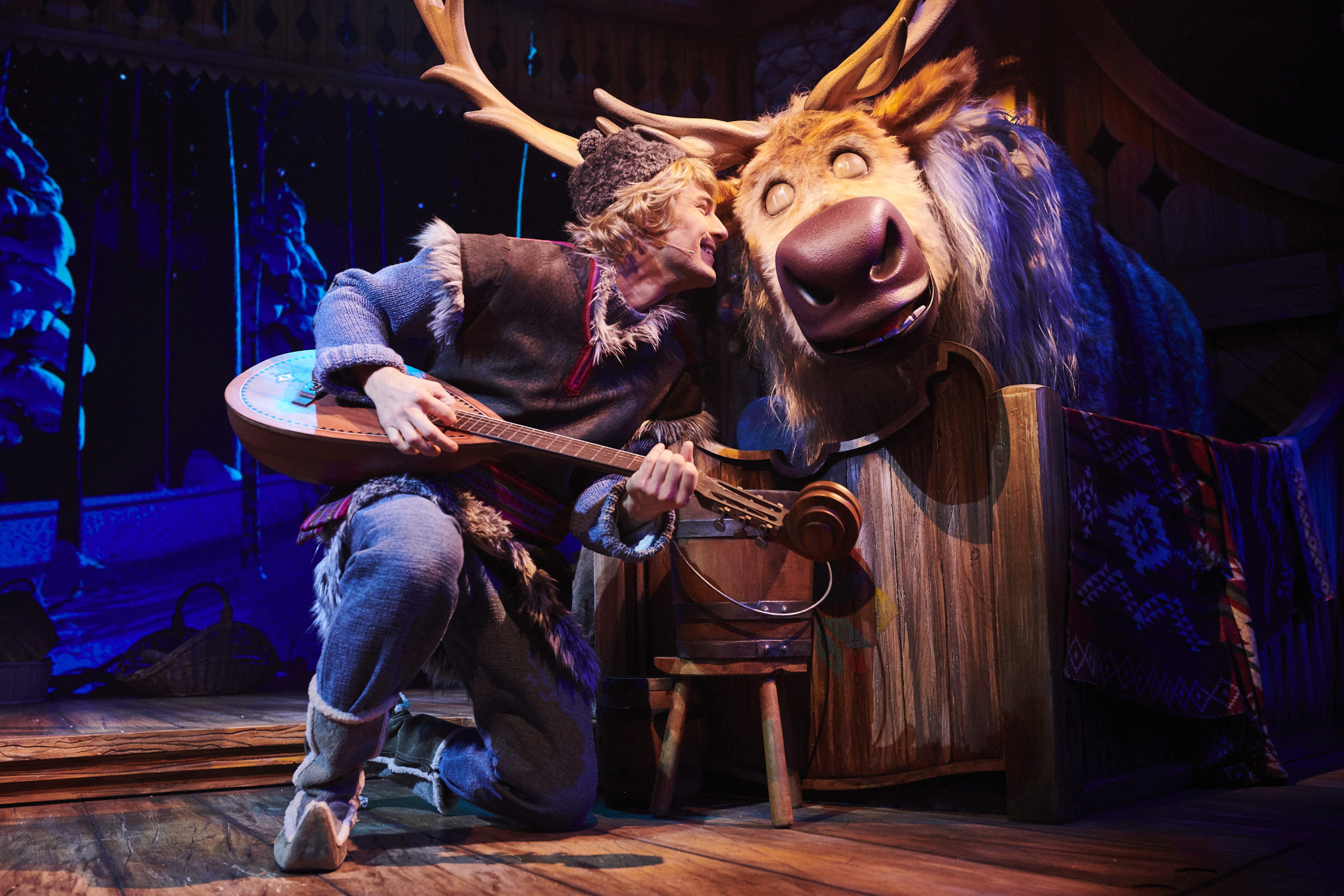 2019 - Animation Celebration dal 17 novembre Frozen11