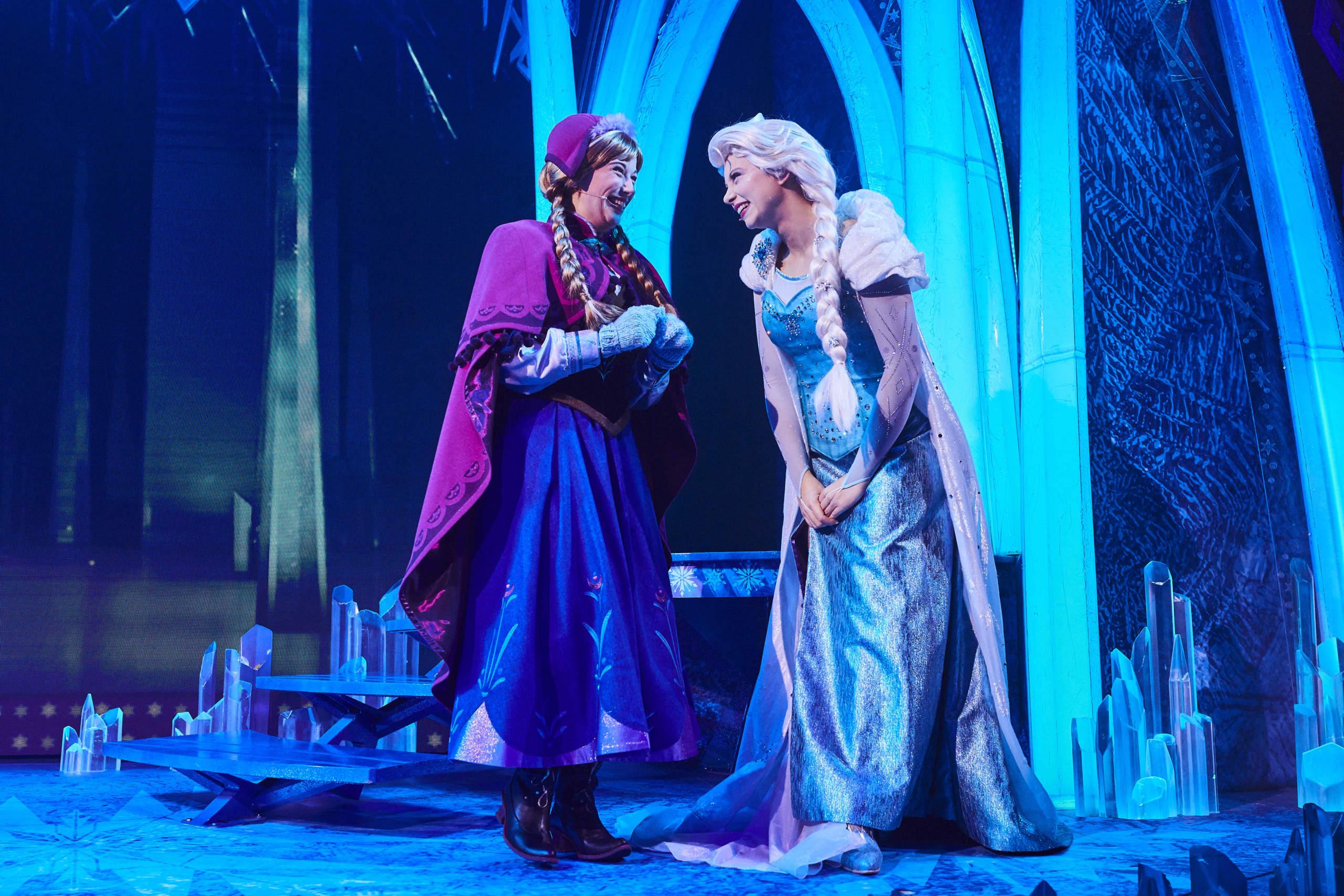 2019 - Animation Celebration dal 17 novembre Frozen16