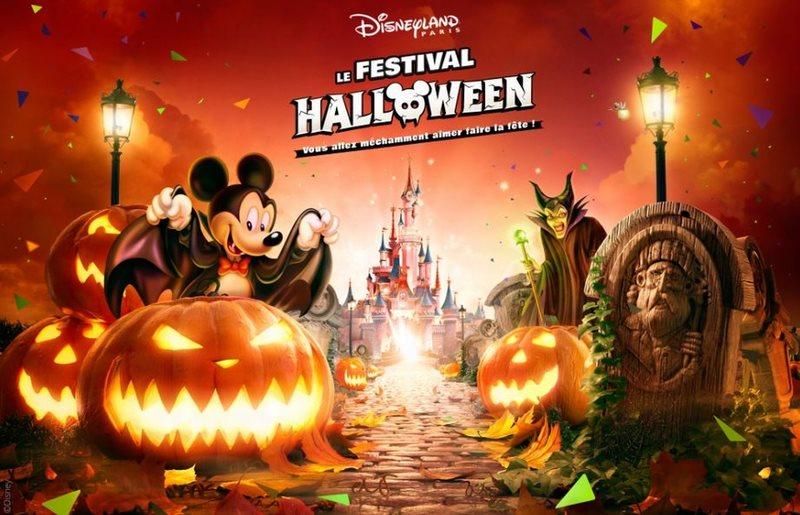 2018 - Festival Halloween Disney® 2018 dal 1/10 al 4/11 Hallow10