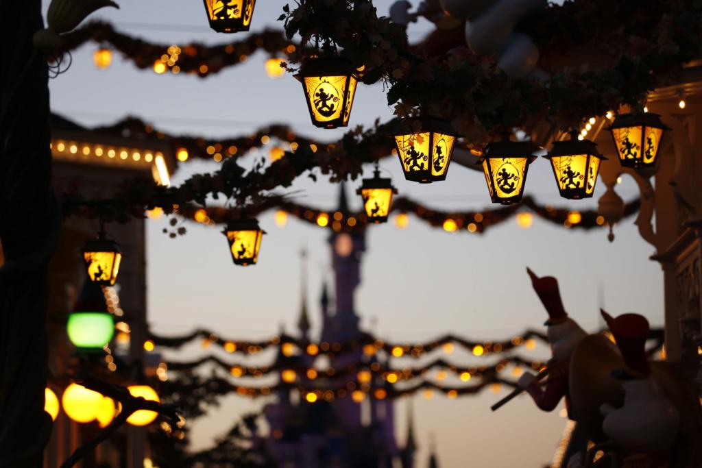 Disneyland Paris presenta le novità - eventi Hallow11