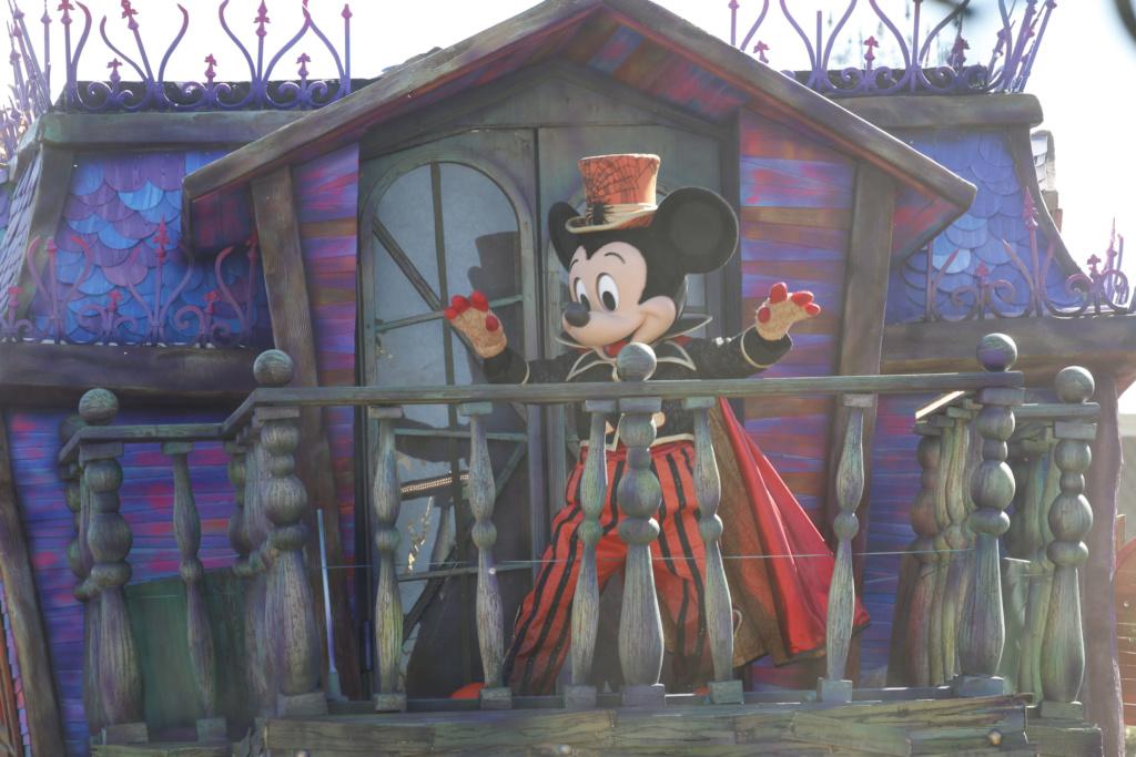 Disneyland Paris presenta le novità - eventi Hallow13