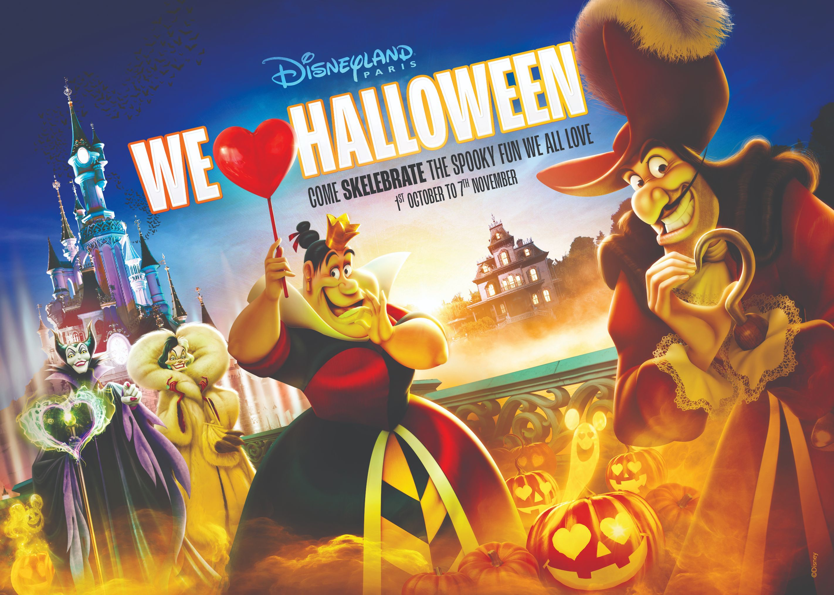 2021 - Festival Halloweem Disney Hallow16