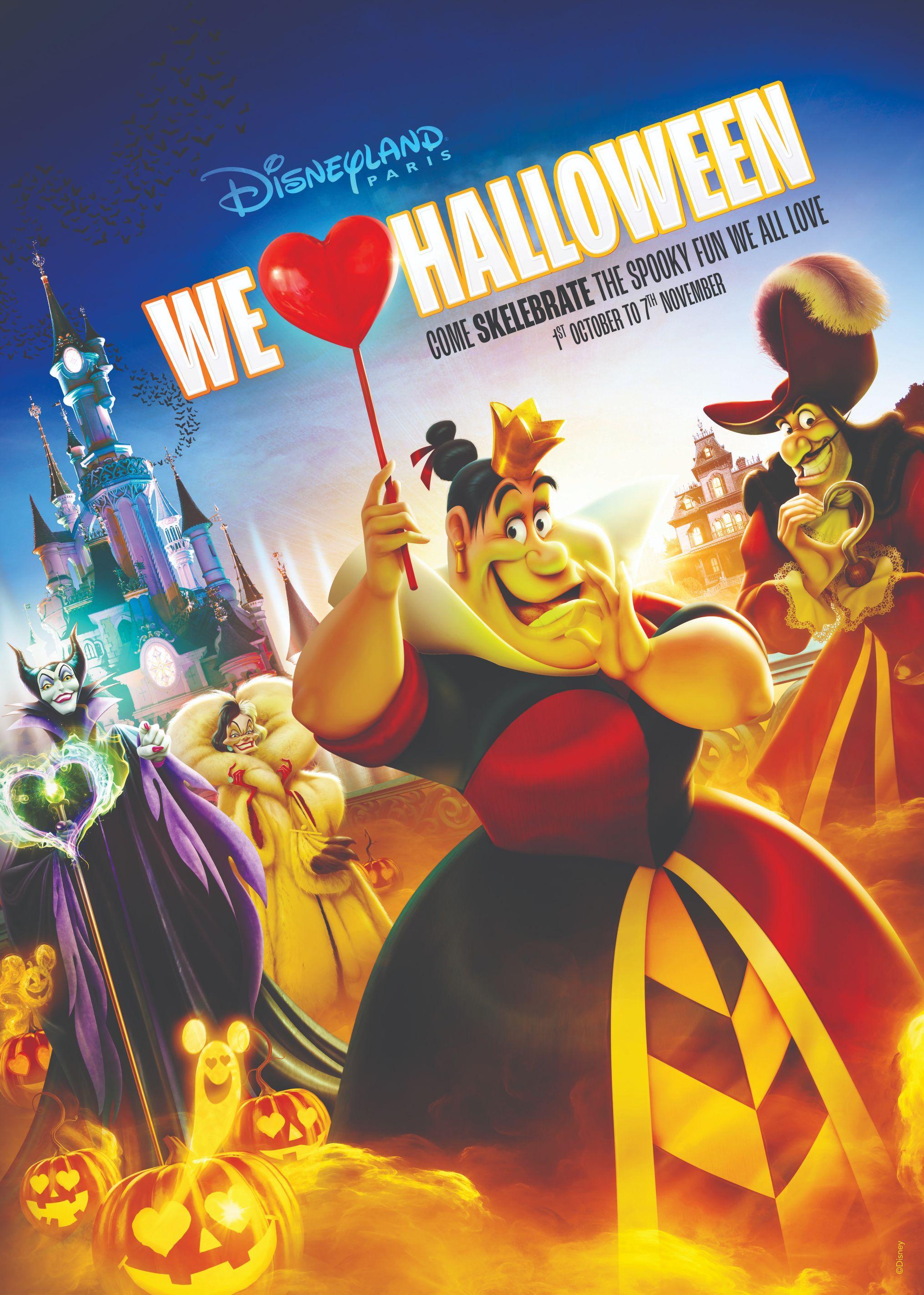 2021 - Festival Halloweem Disney Hallow17