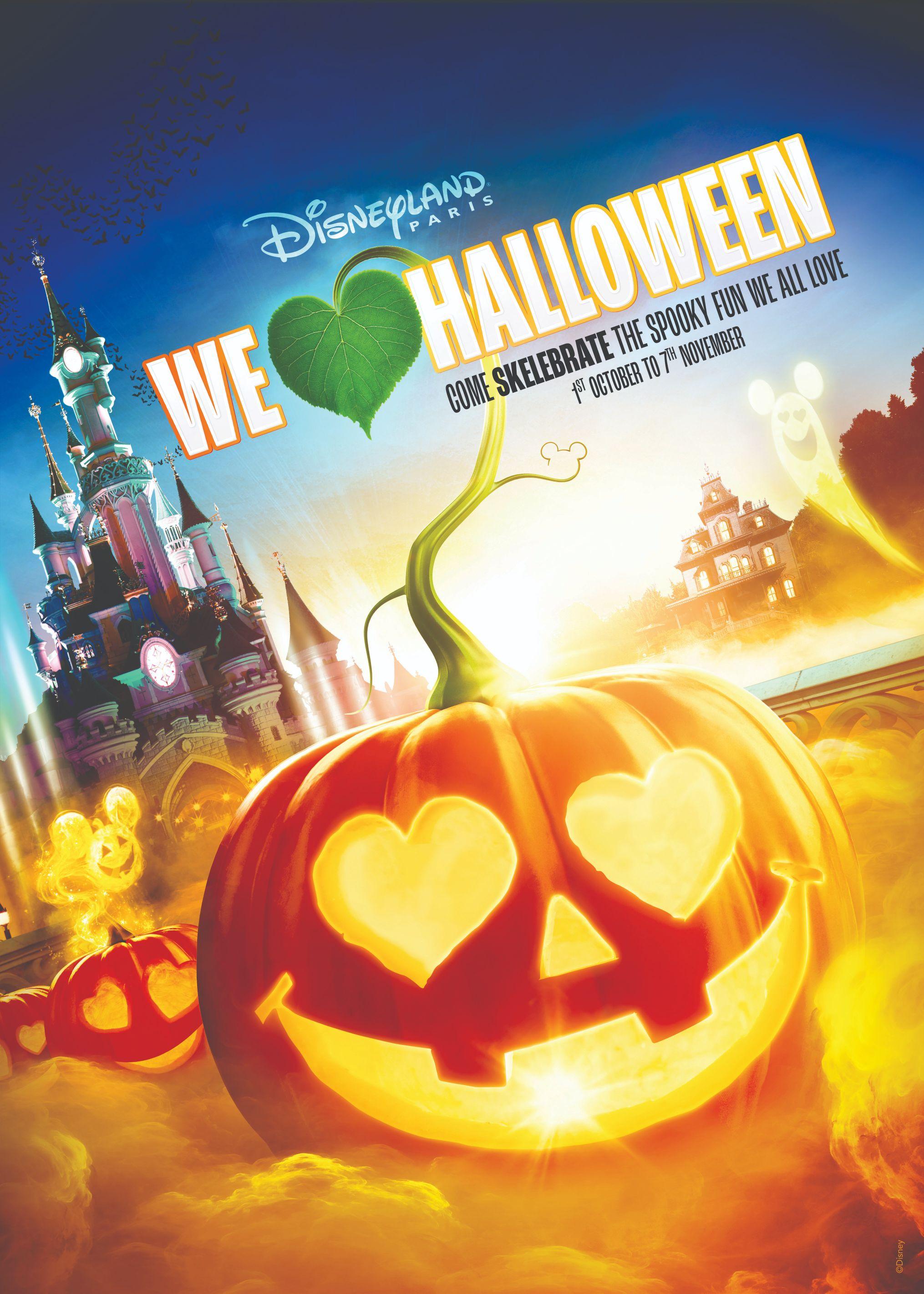 2021 - Festival Halloweem Disney Hallow18