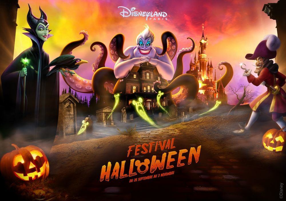 2019 - Festival Halloween Disney Hd192032