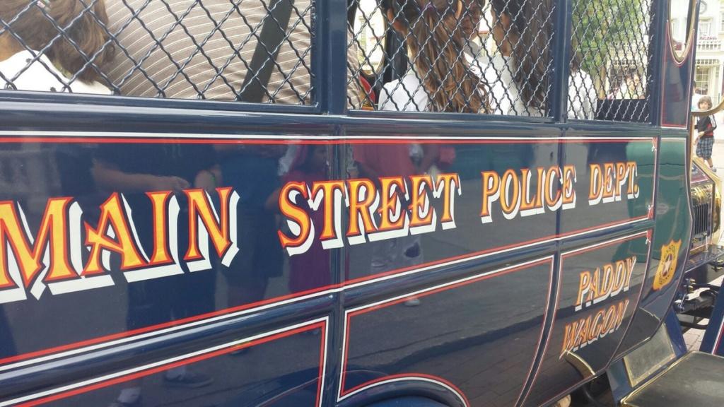 MAIN STREET USA - Main Street Vehicles Img10910