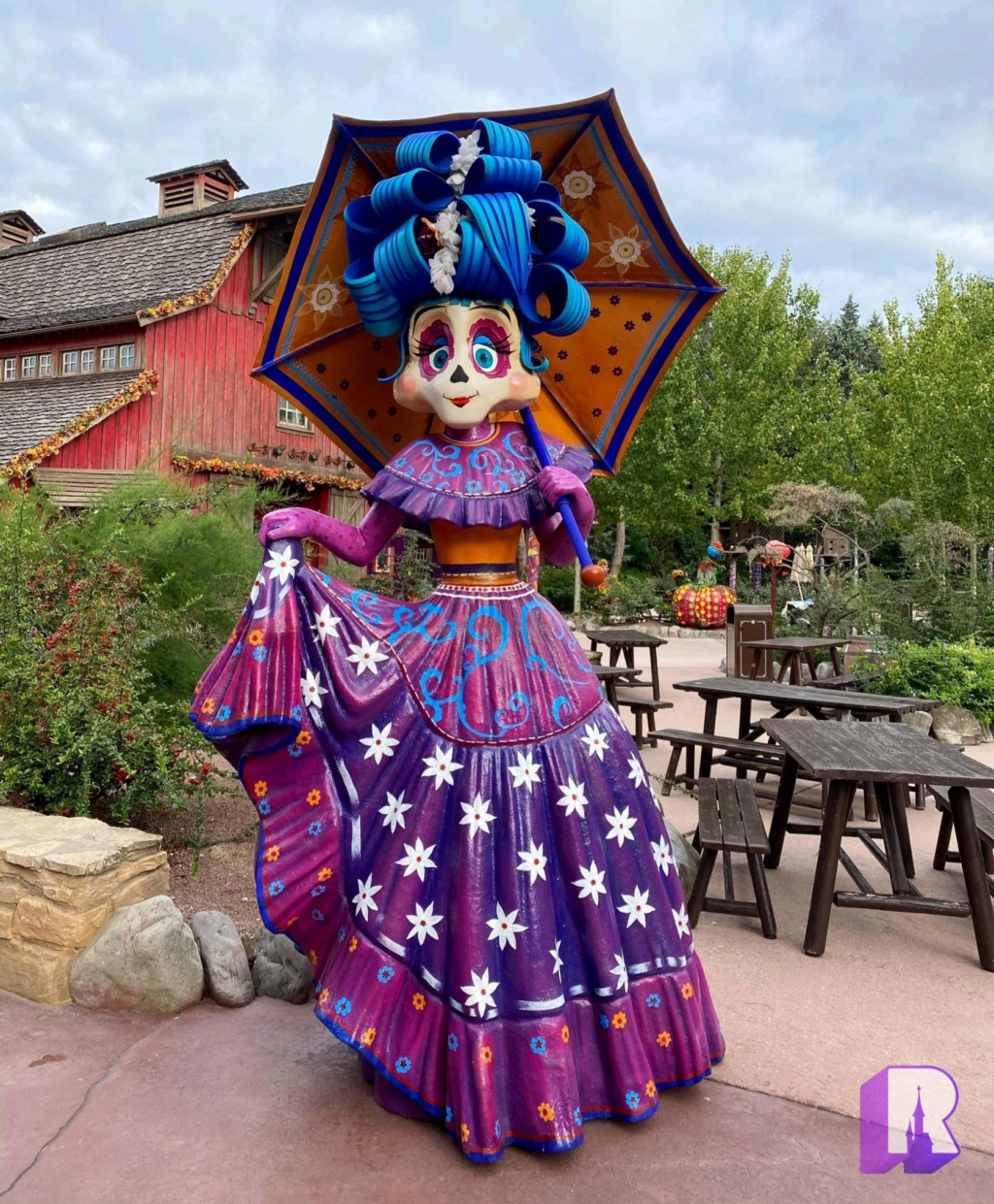 2020 - Festival Halloween Disney  Img_2032