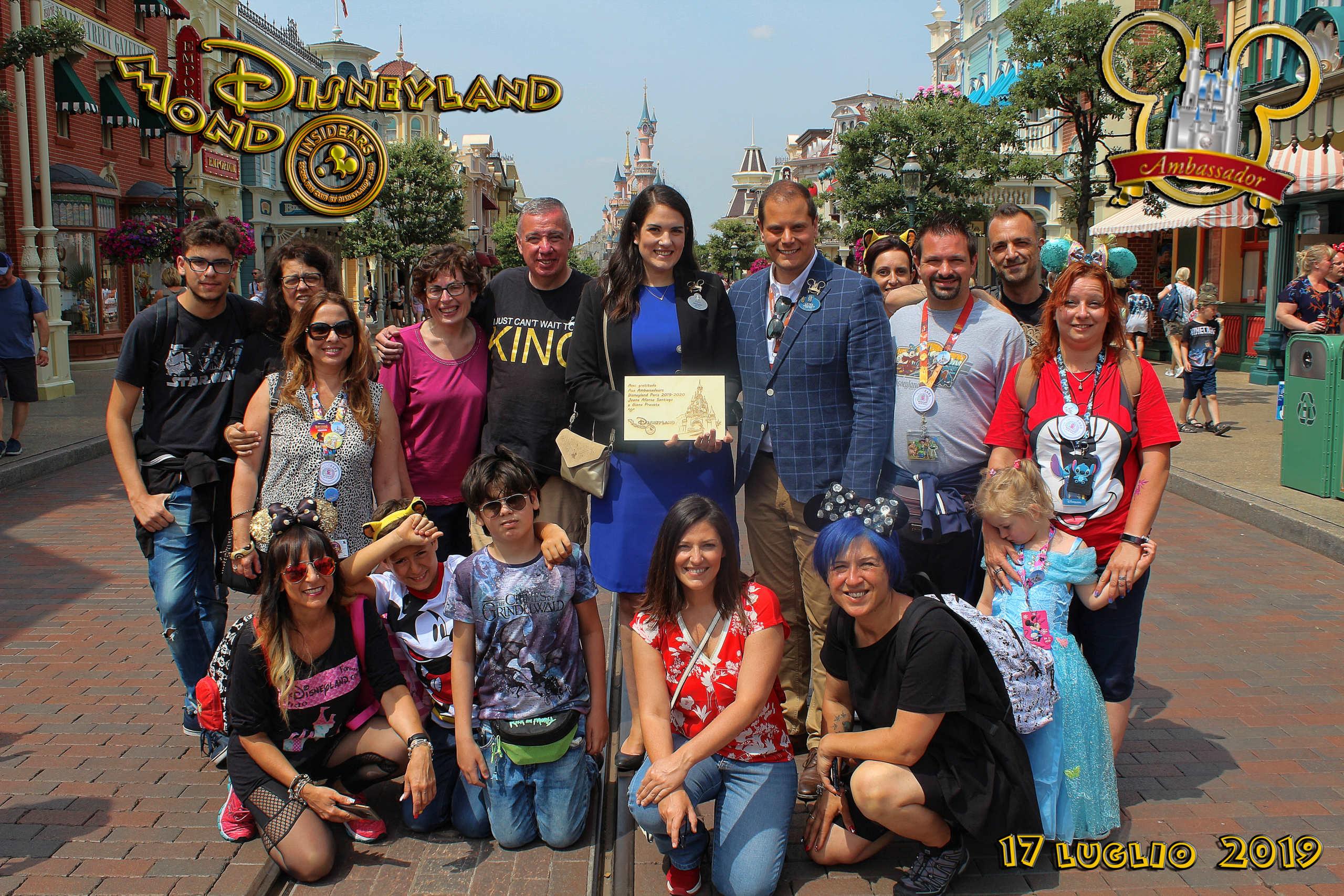 Ambasciatori Disneyland Paris 2019 - 2020 - Pagina 3 Img_4917