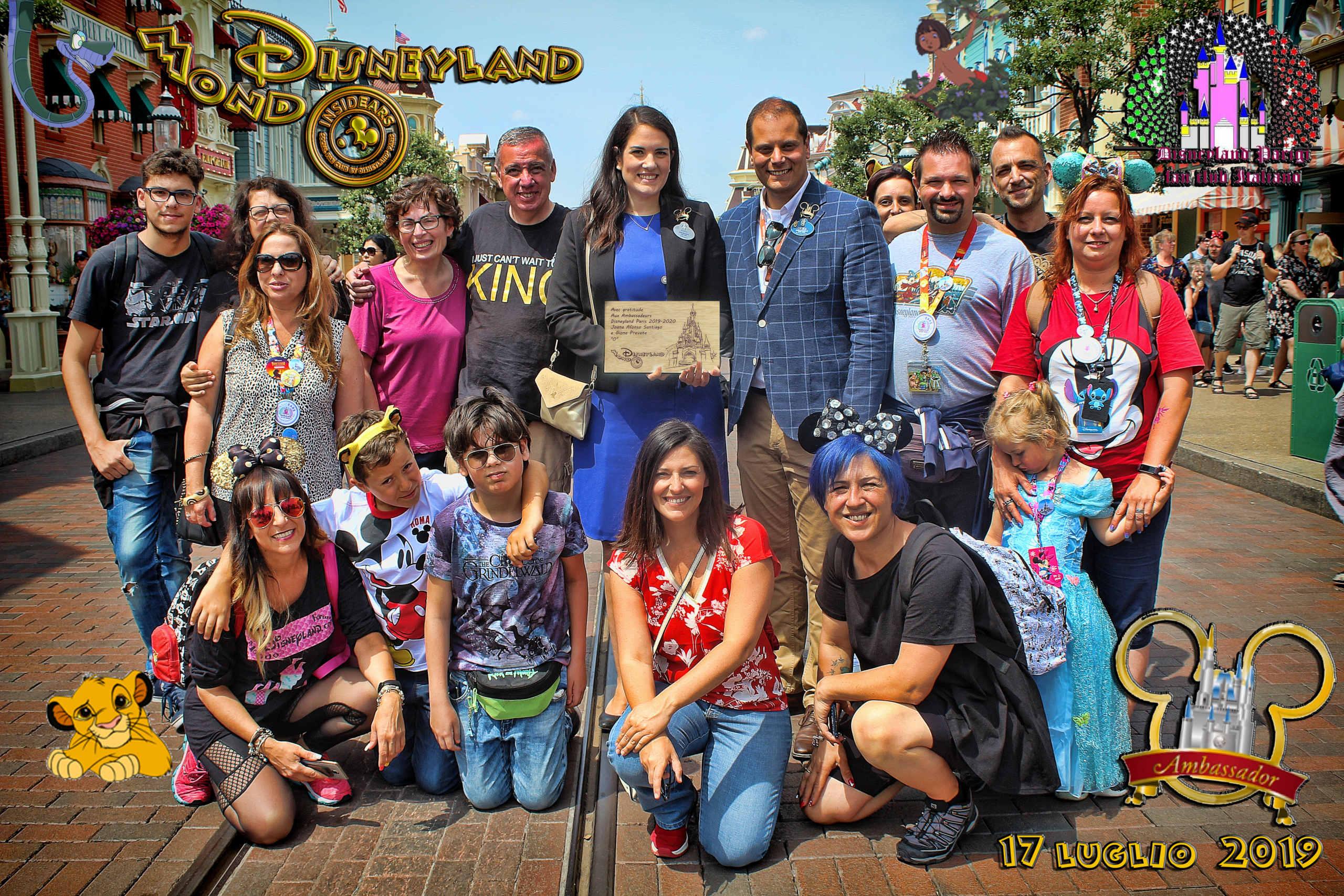 Ambasciatori Disneyland Paris 2019 - 2020 - Pagina 3 Img_4918