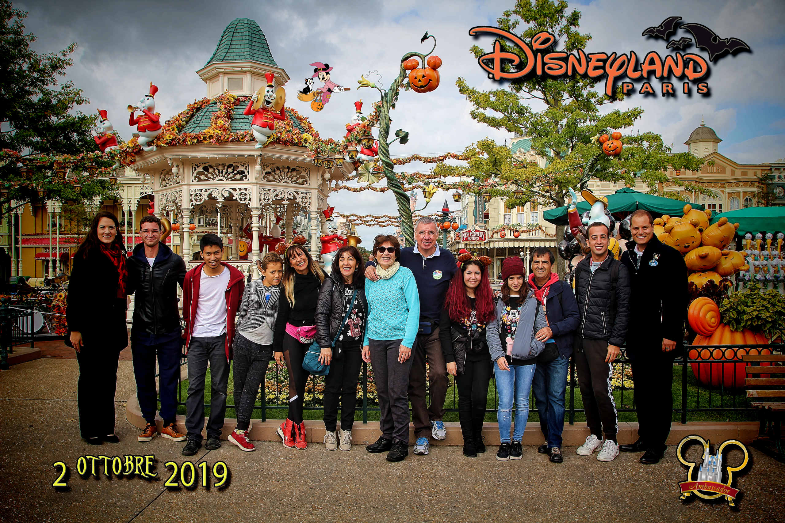 Ambasciatori Disneyland Paris 2019 - 2020 - Pagina 3 Img_5610