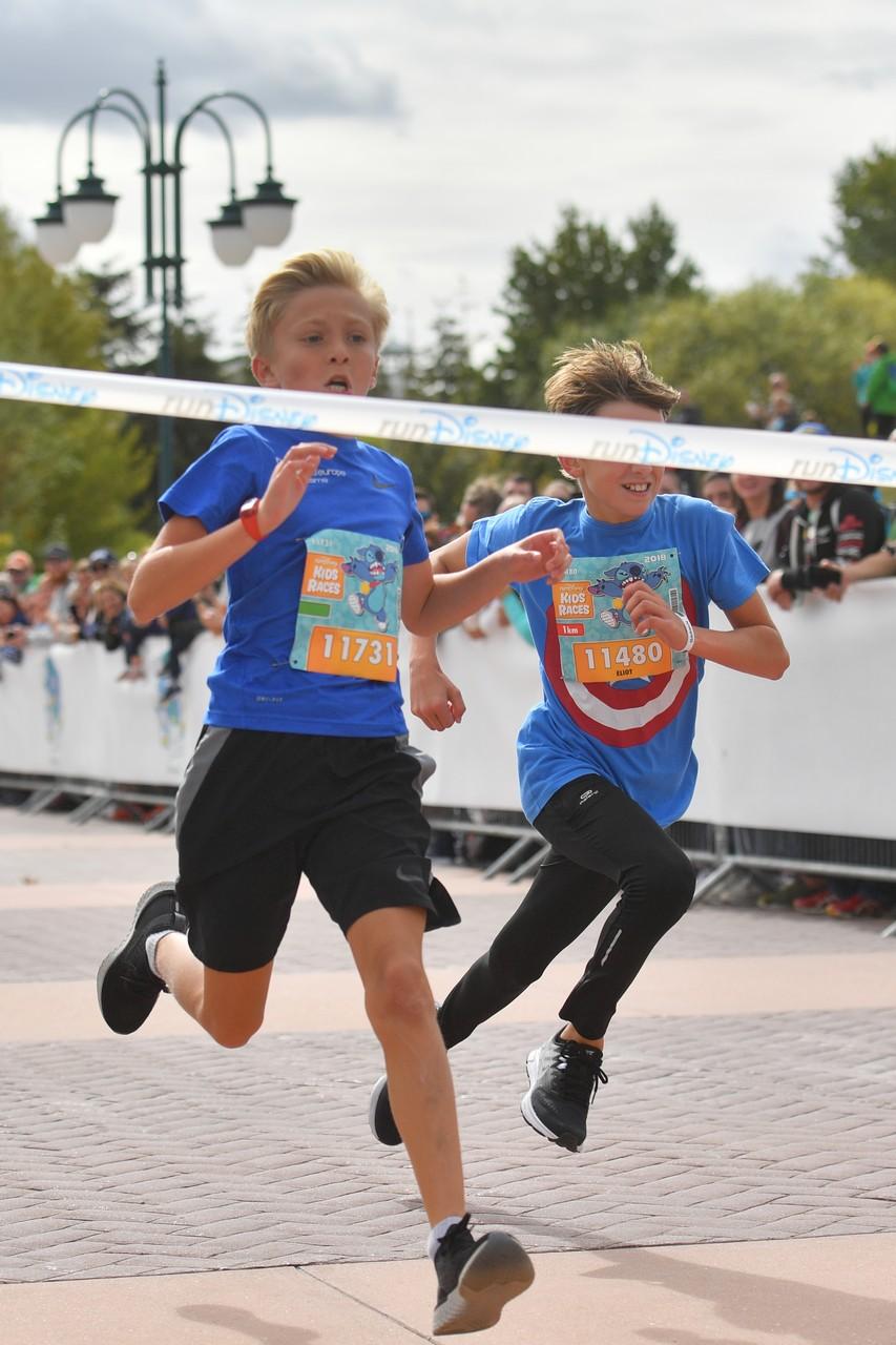 2018 - Magic Run Weekend Kids1010