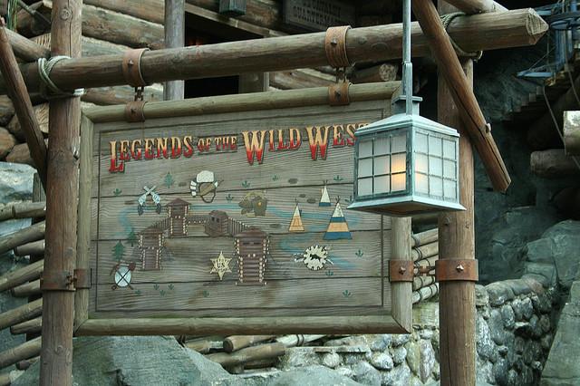 FRONTIERLAND - Legends of the Wild West Legend12
