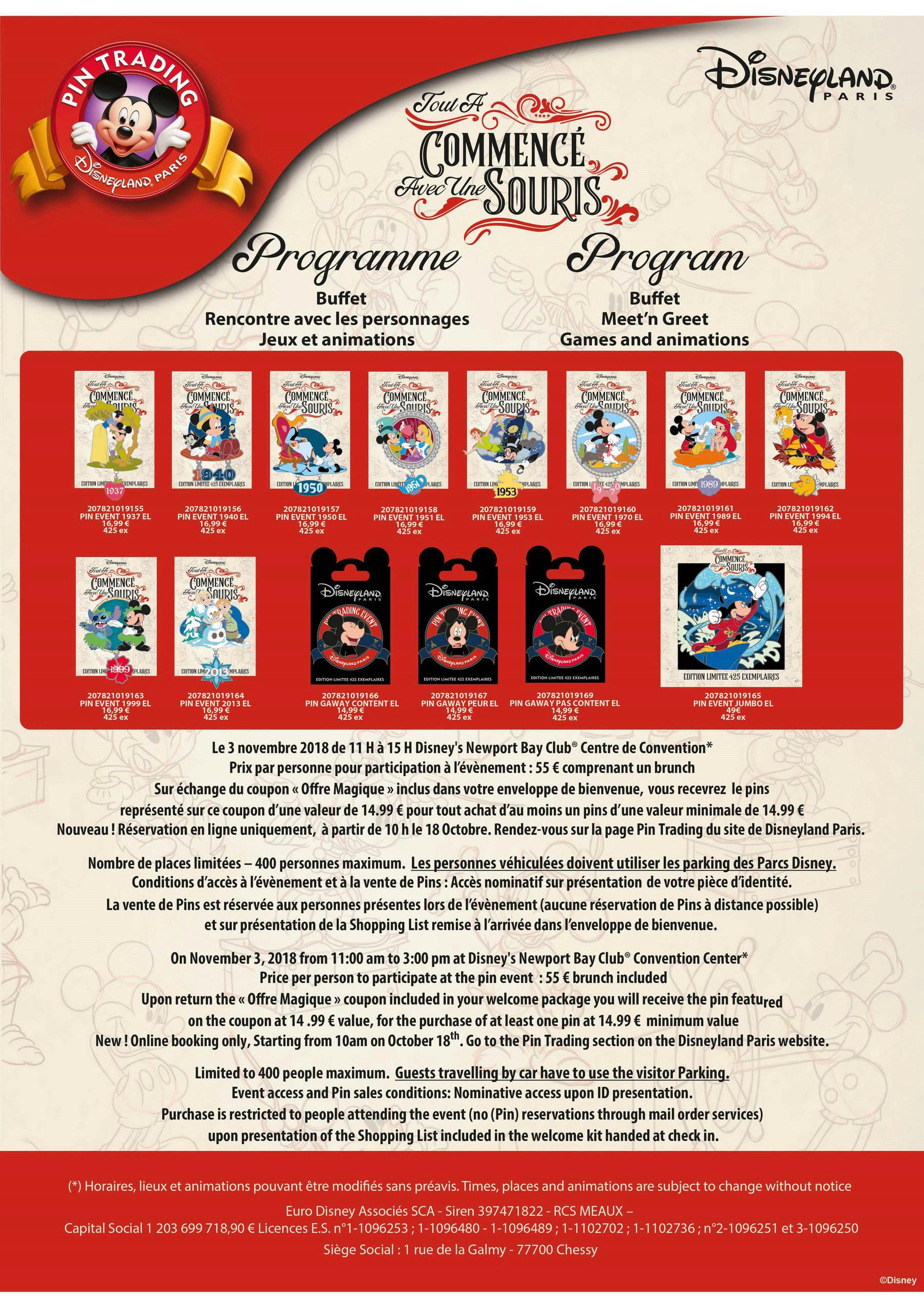 Pins Disney - Pagina 4 Locand10