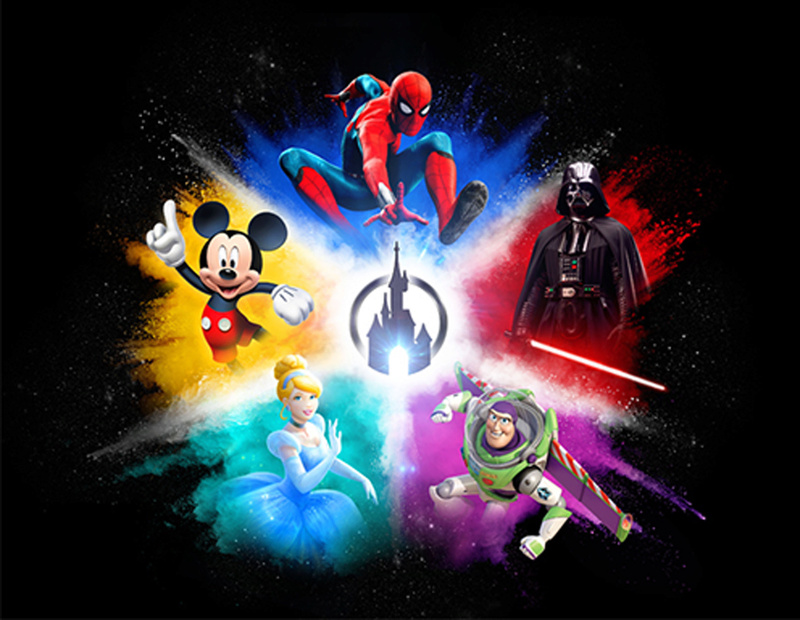 Disneyland Paris presenta le novità - eventi Logo_210