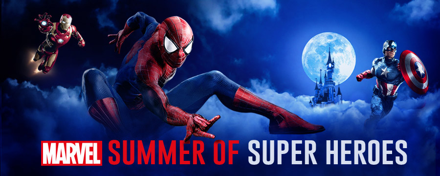 2019 - Marvel Summer of Super Heroes Marvel10