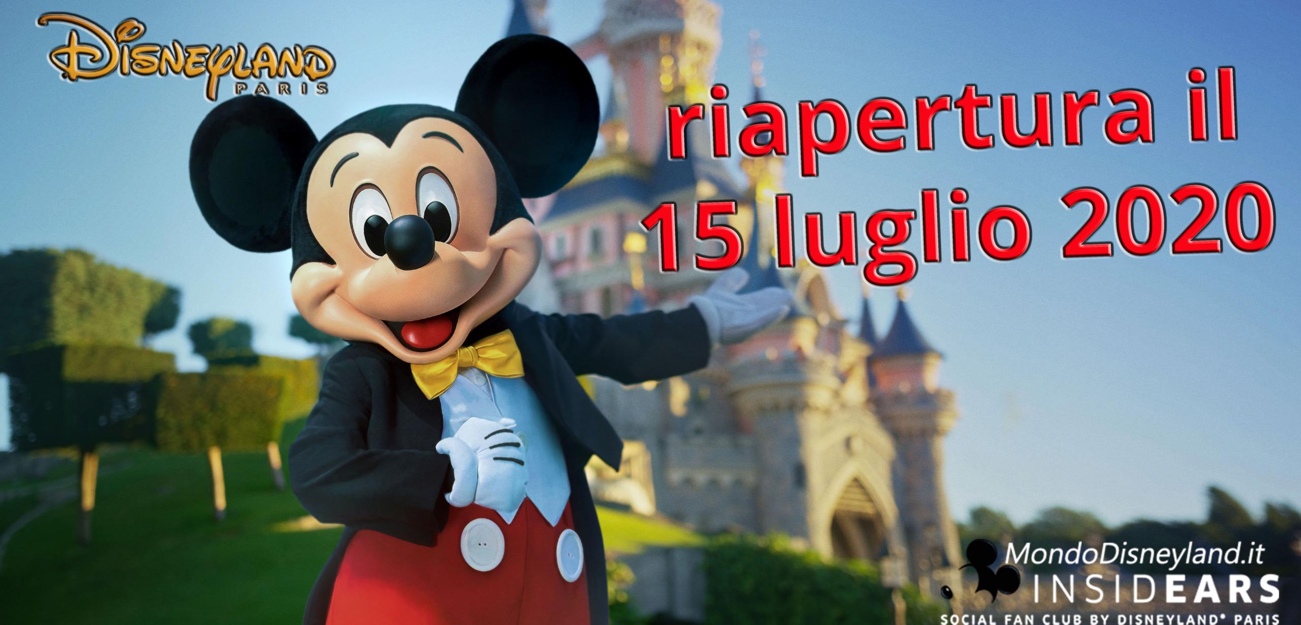 Riapertura di Disneyland Paris - Pagina 2 Mickey13