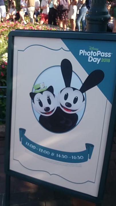 Disney PhotoPass Day 2018 Oswald10