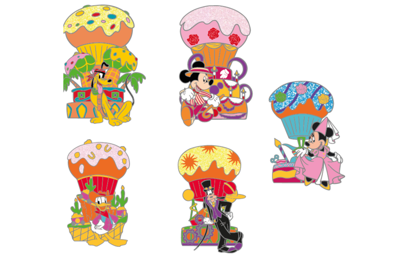 MICKEY 90 MOUSE PARTY - Pagina 2 Pins10