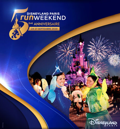 Disneyland Paris 2020  Runwee10