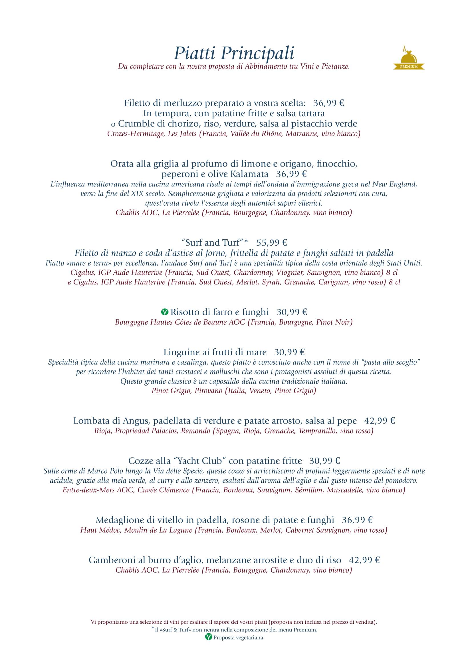 Menu ristoranti servizio al Tavolo - Pagina 2 Yacht-13