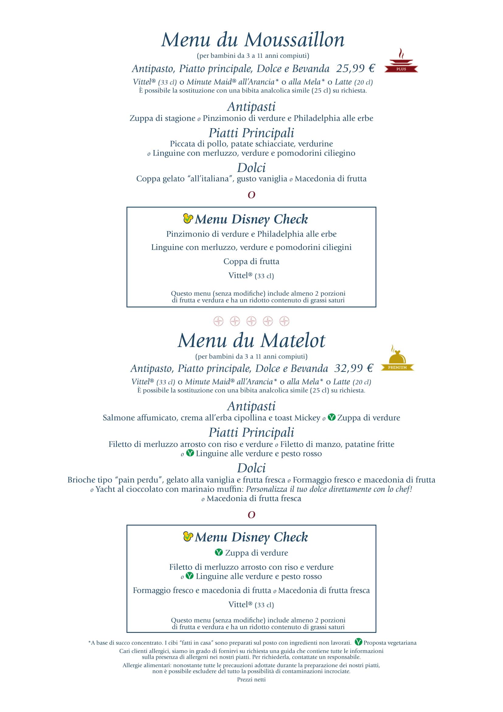 Menu ristoranti servizio al Tavolo - Pagina 2 Yacht-16