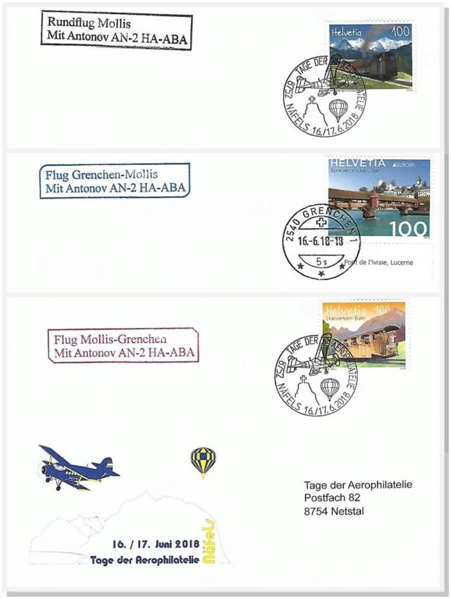Tage der Aerophilatelie Näfels 2018 Bild110