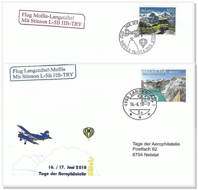 Tage der Aerophilatelie Näfels 2018 Bild210