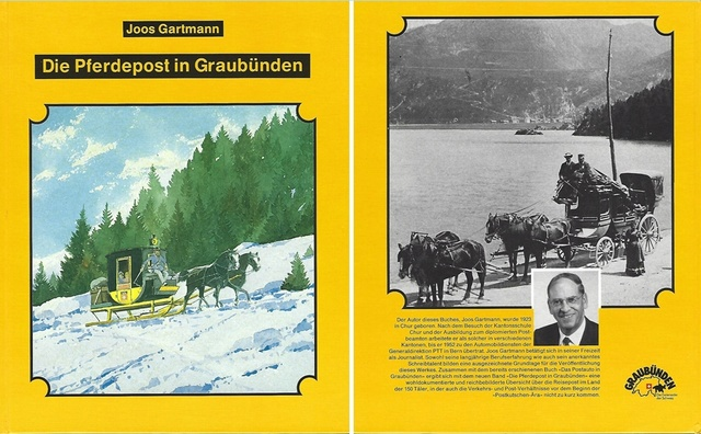 Pferdepost in Graubünden Pferde10
