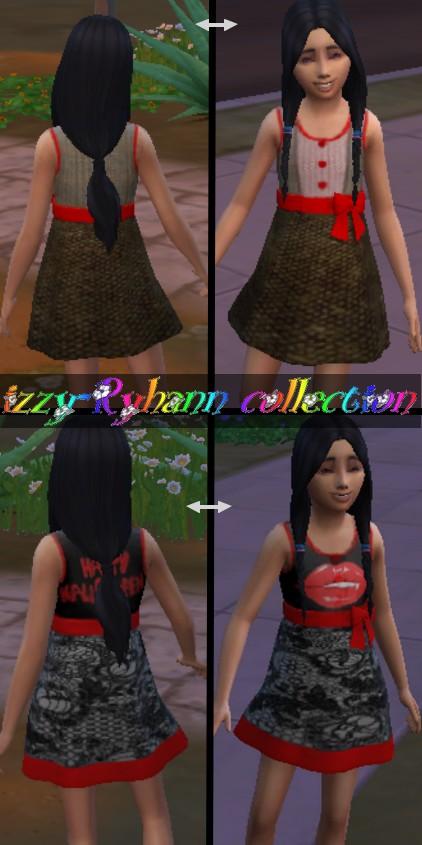 Galerie IZZY-RYHANN Robe_n10