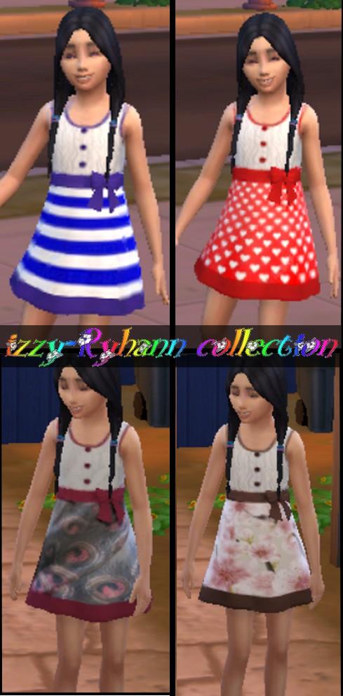 Galerie IZZY-RYHANN Robe_n11