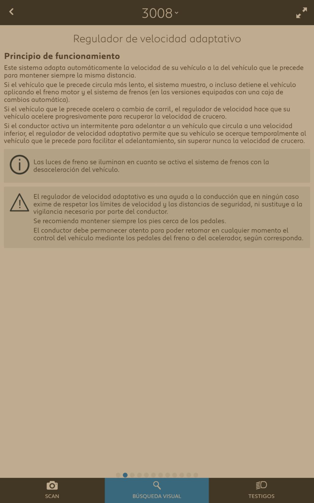 Control de velocidad adaptativo con función stop. Comportamiento extraño o duda sobre comportamiento. - Página 2 Screen10